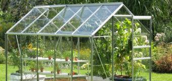 Obloukové skleníky z polykarbonátu
