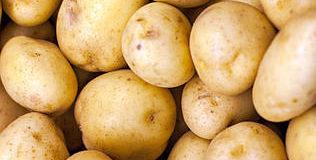 Správné uskladnění brambor